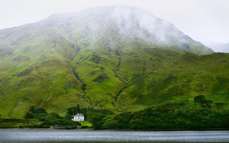 места для романтического путешествия Западное побережье Ирландии