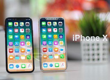 Apple начала принимать предзаказы на iPhone X в России