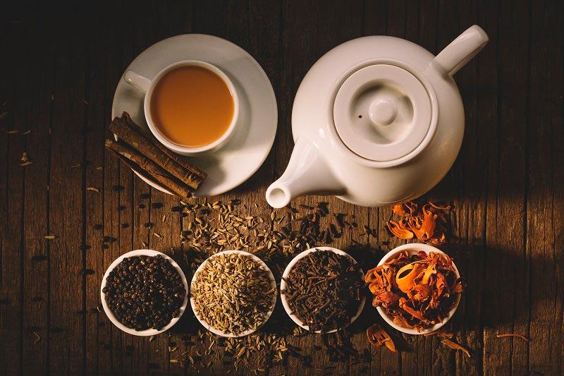 продукты готовят неправильно Черный чай