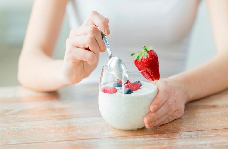 продукты готовят неправильно Йогурт