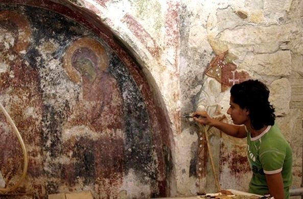 Турецкие археологи нашли останки Николая Чудотворца remains Nicholas