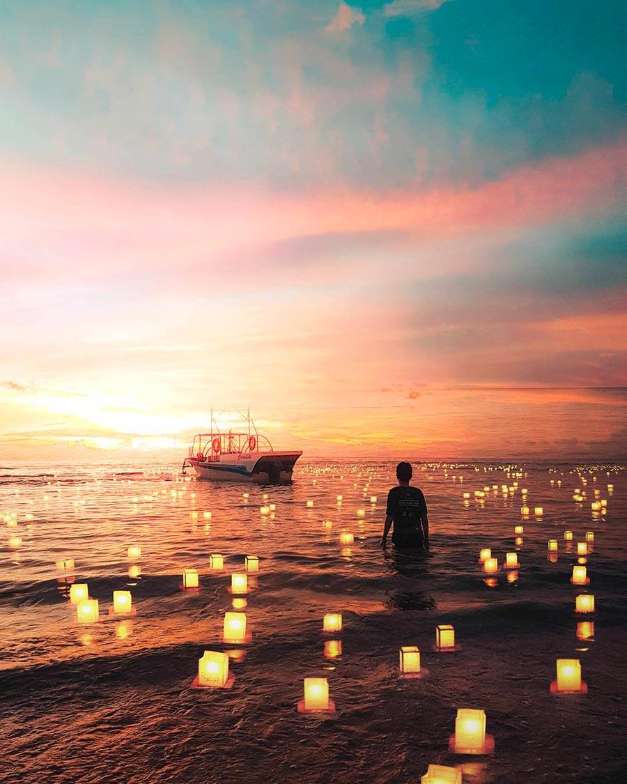 Рональд Онг Ronald Ong волшебные миры на снимках