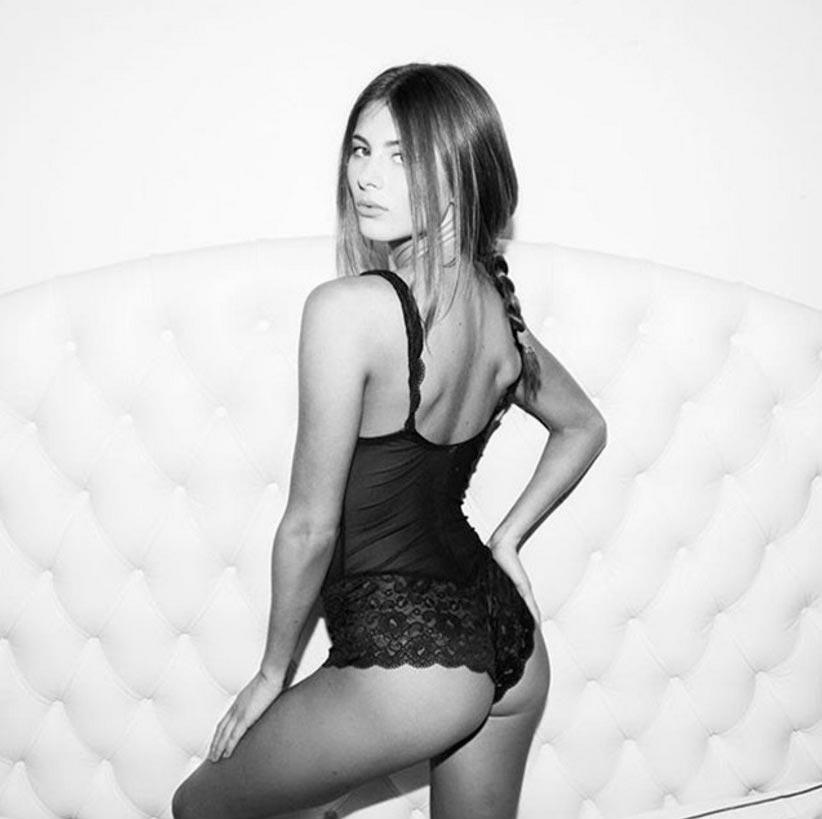 Сексуальная девушка Шелби Бэй Shelby Bay