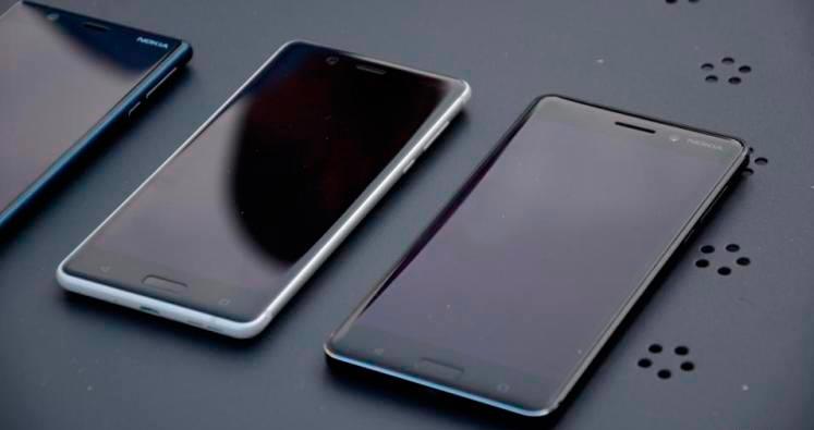Все смартфоны Nokia получат Android P
