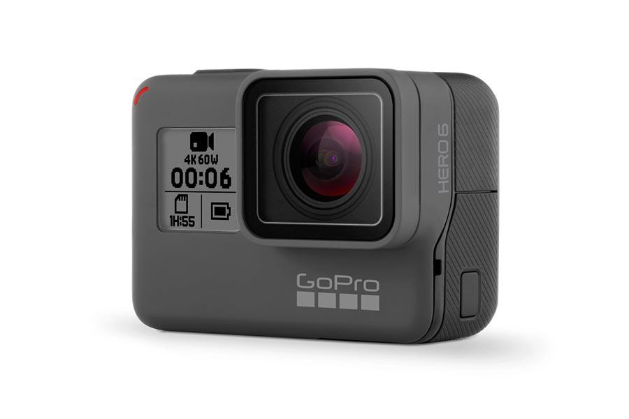 GoPro представила экшн-камеру Hero6
