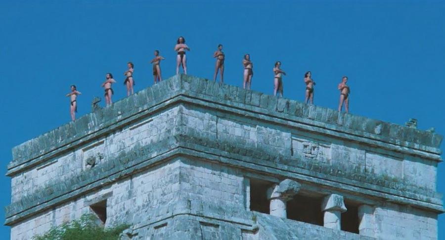 Трансцендентальное кино Святая гора The Holy Mountain