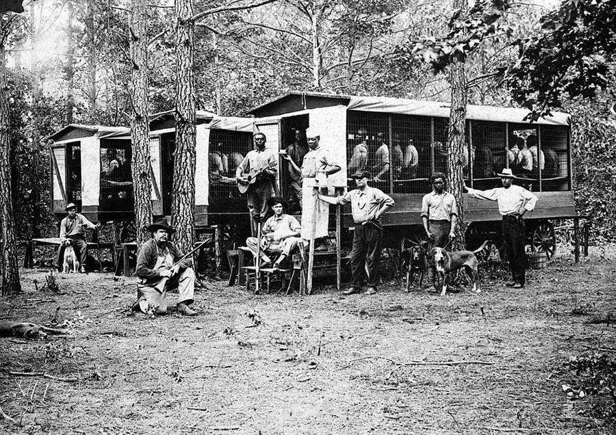 Грустная правда о жизни американских рабов Округ Питт, Северная Каролина