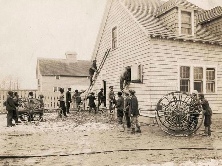 Грустная правда о жизни американских рабов Лонг-Бич, Калифорния