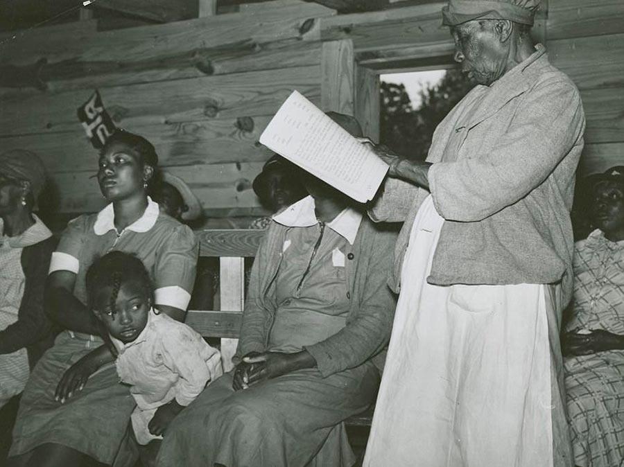 Грустная правда о жизни американских рабов Диз Бенд, Алабама