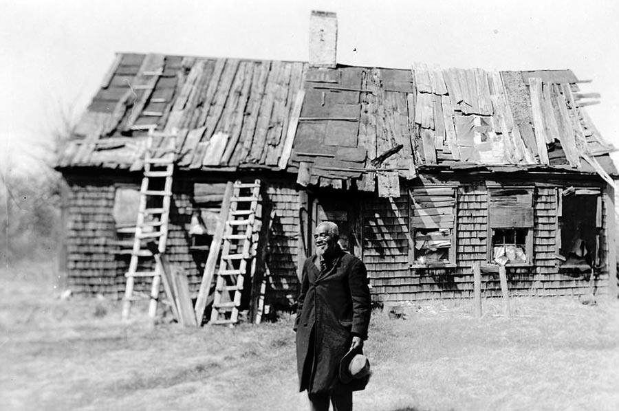 Грустная правда о жизни американских рабов Род-Айленд