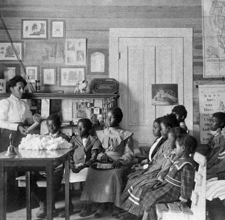 Грустная правда о жизни американских рабов Атланта, Джорджия