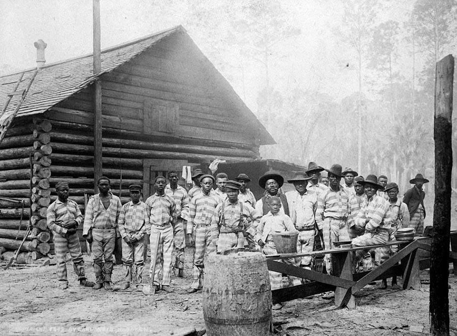Грустная правда о жизни американских рабов