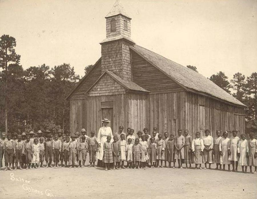 Грустная правда о жизни американских рабов Аины, Джорджия