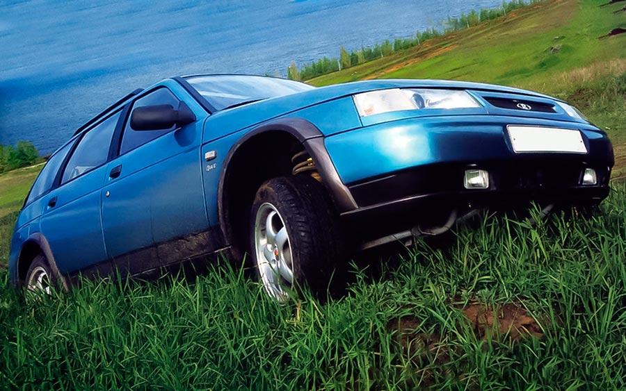 универсалы автоваза Lada 111 GTI 2.0 4×4