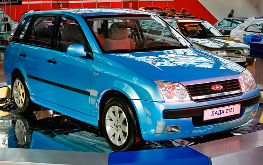 универсалы автоваза ВАЗ-2151