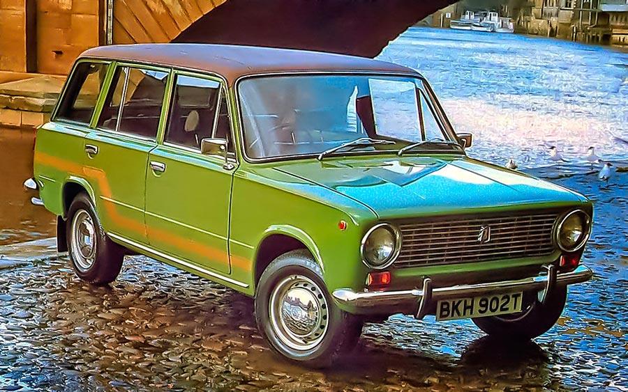 универсалы автоваза Lada 1200