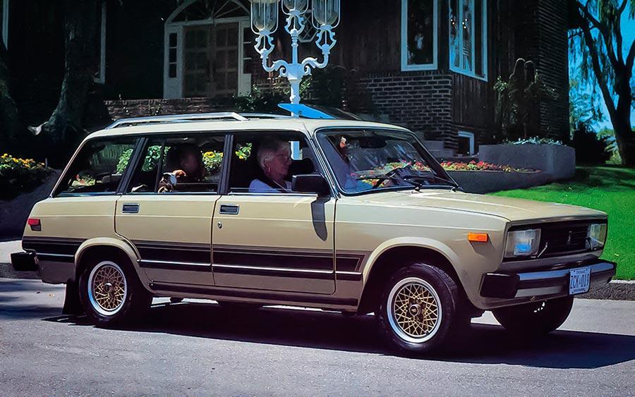 универсалы автоваза Lada Signet Wagon