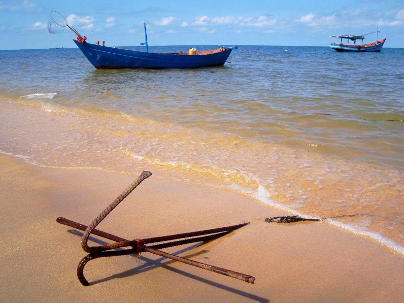 Vietnam Вьетнам пляжи Лонг-Бич Фу Куок