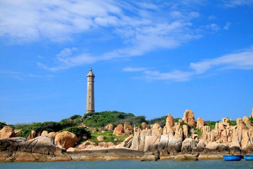 Vietnam Вьетнам пляжи Дой Дуонг Фантхьет