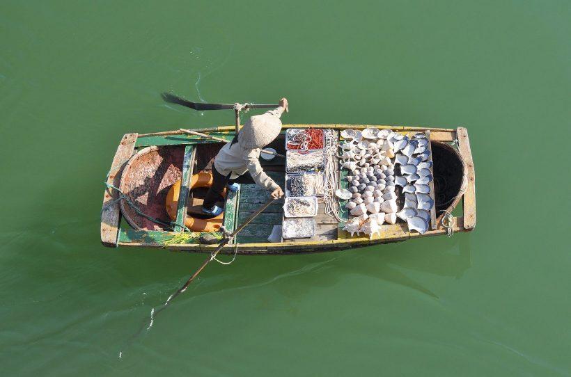 Vietnam Вьетнам пляжи Ха-Лонг-Бей