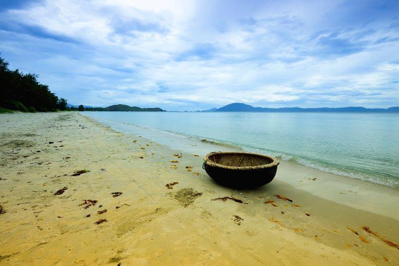 Vietnam Вьетнам пляжи Док-Лэйт-Бич полуостров Хон Хой