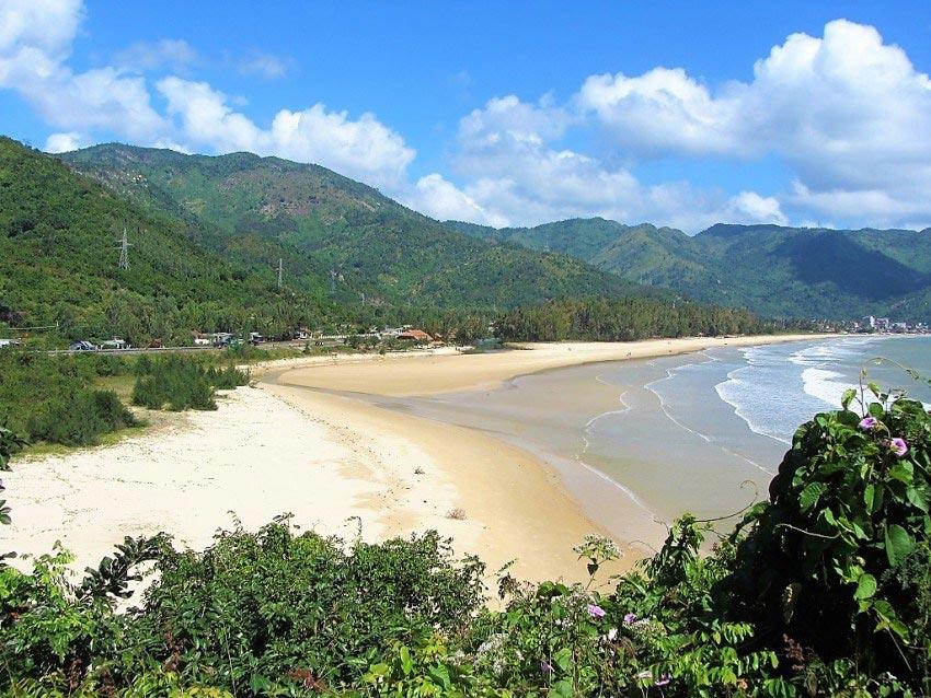 Vietnam Вьетнам пляжи Дай Лань полуостров Хонг Гом