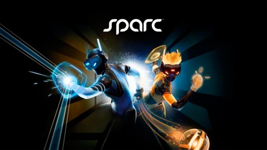 Обзор игры Sparc: виртуальный спорт будущего