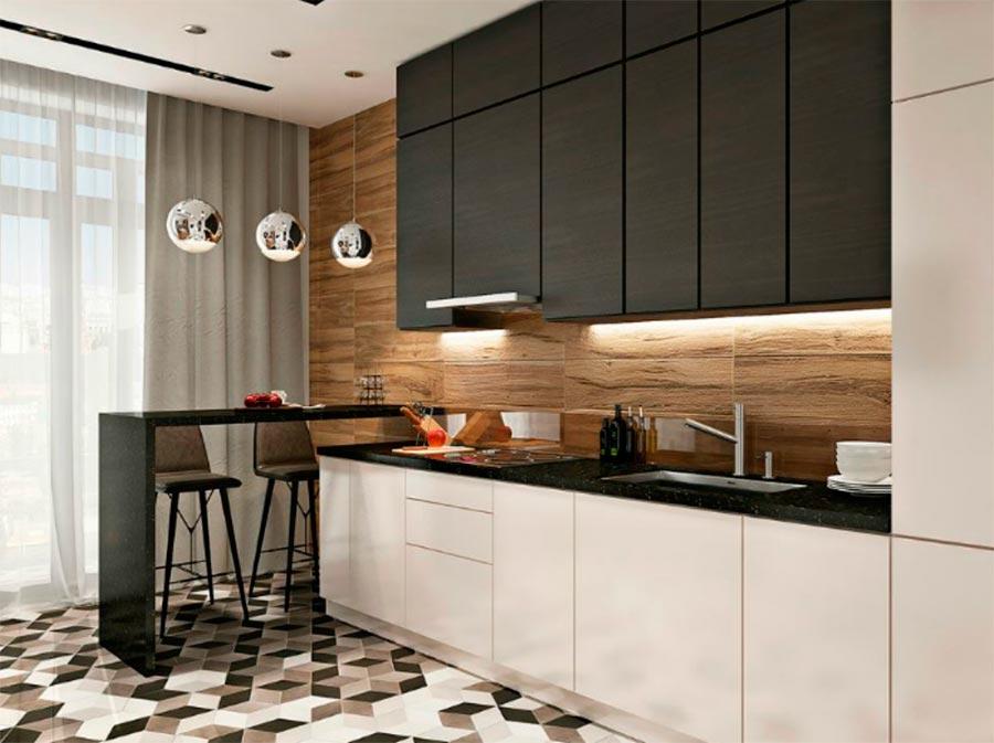 идеи дизайна кухни Контемпорари contemporary