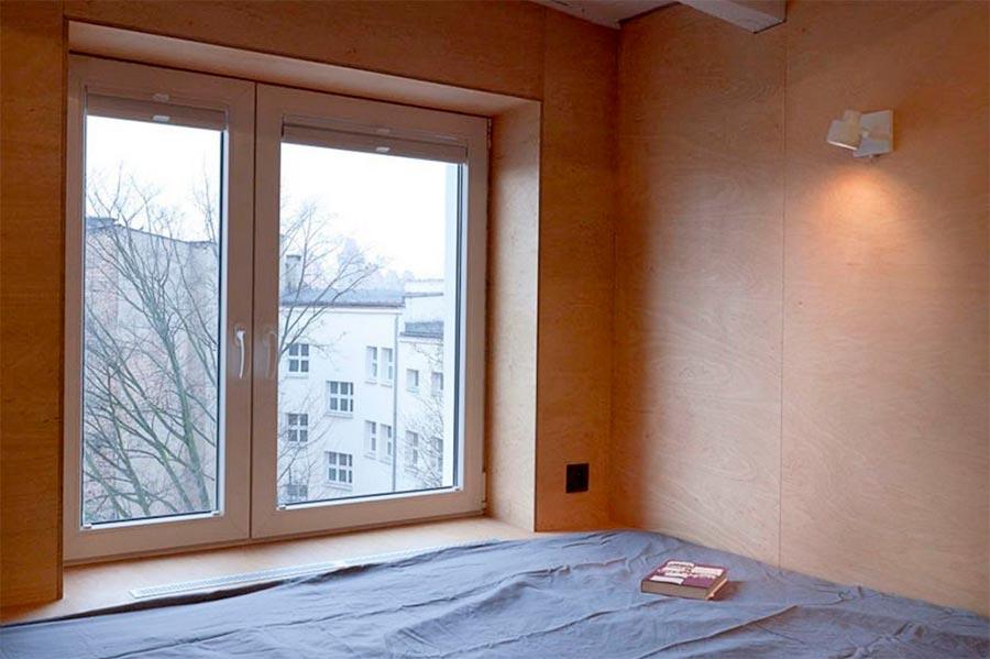 квартира на чердаке в Польше apartment in the attic in Poland