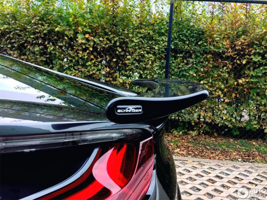 BMW i8 тюнинг AC SCHNITZER