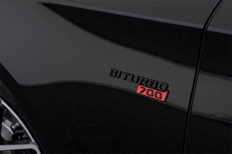 Brabus Maybach S650: 888-сил
