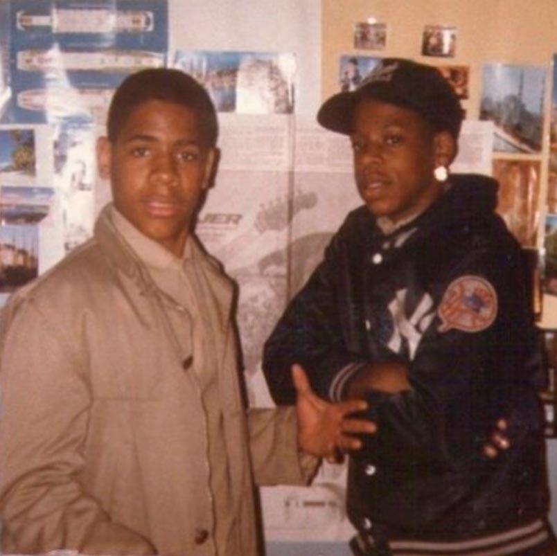 знаменитости в юном возрасте celebrities young age Картер Картина Young Jay-Z