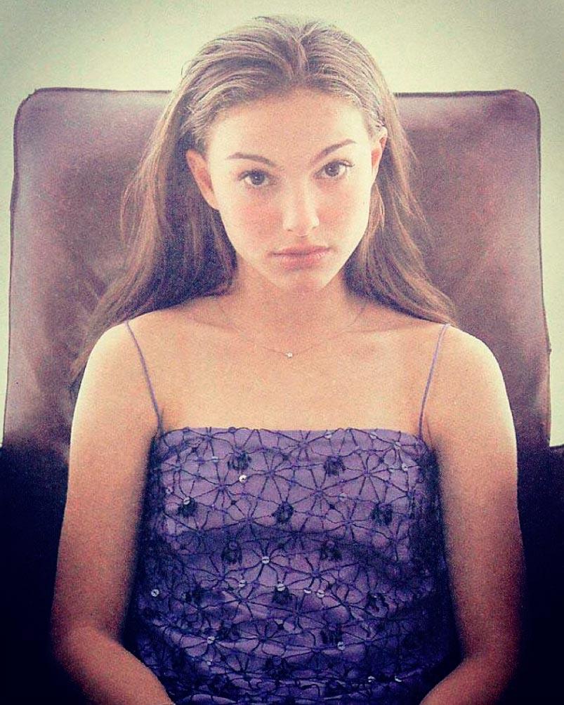 знаменитости в юном возрасте celebrities young age Натали Портман Natalie Portman