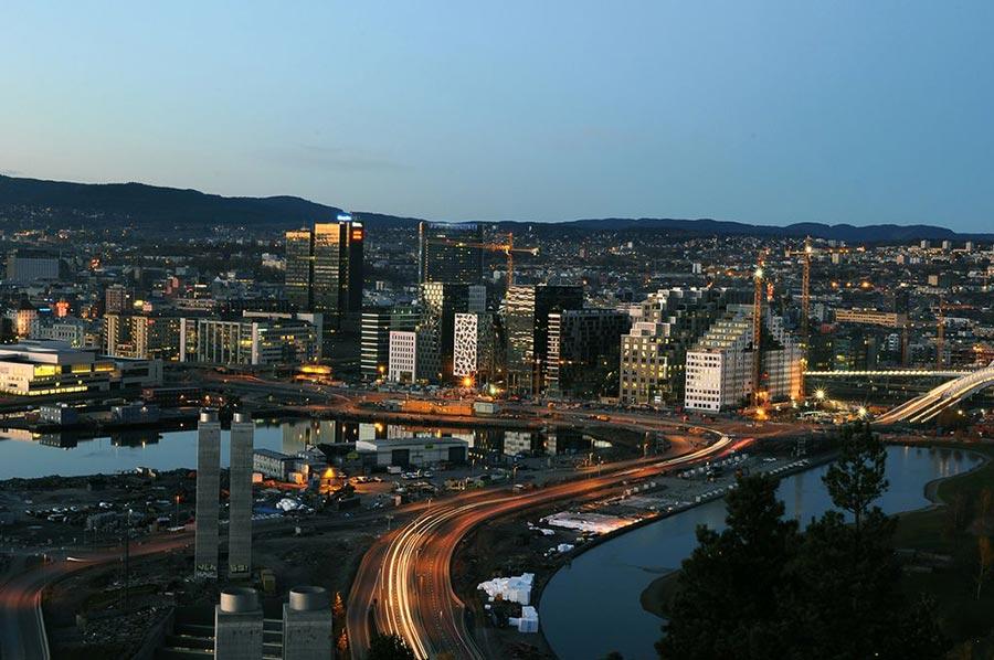Страны люди передвигаются на велосипедах countries people move on bicycles Норвегия Norway