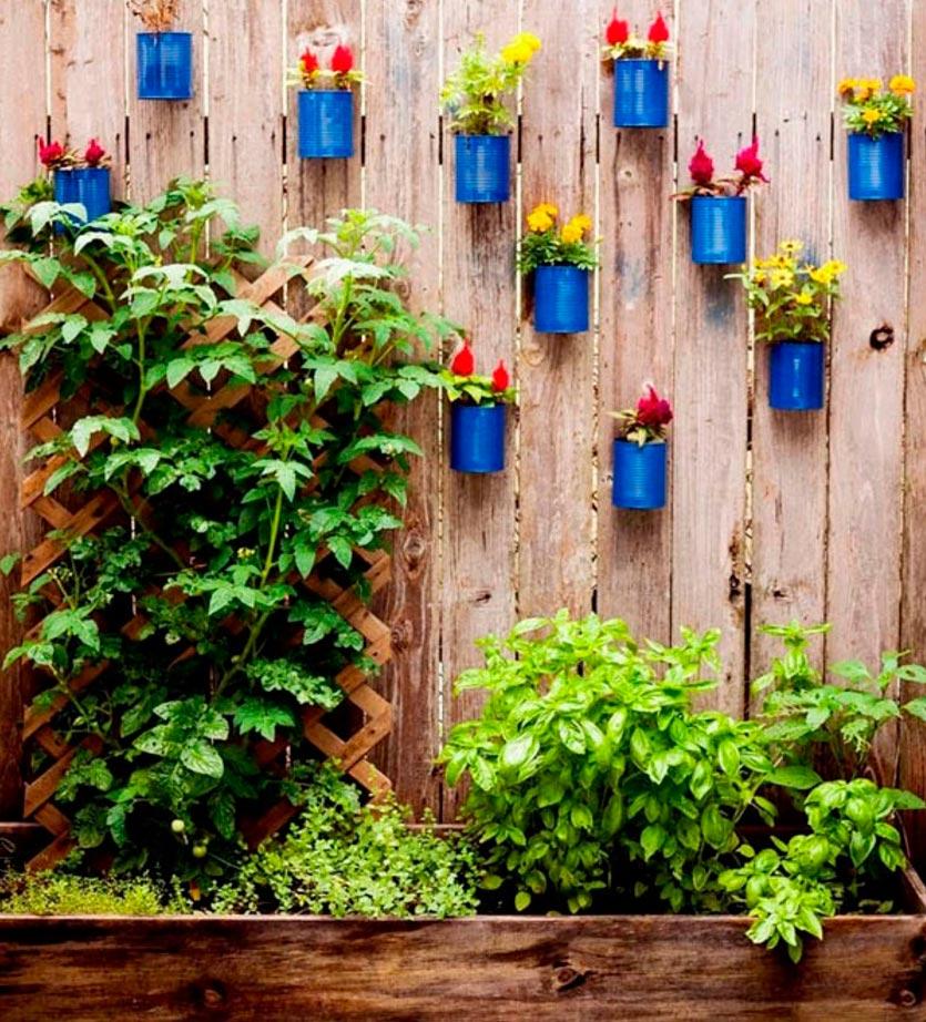 Креативные идеи для сада creative ideas for garden