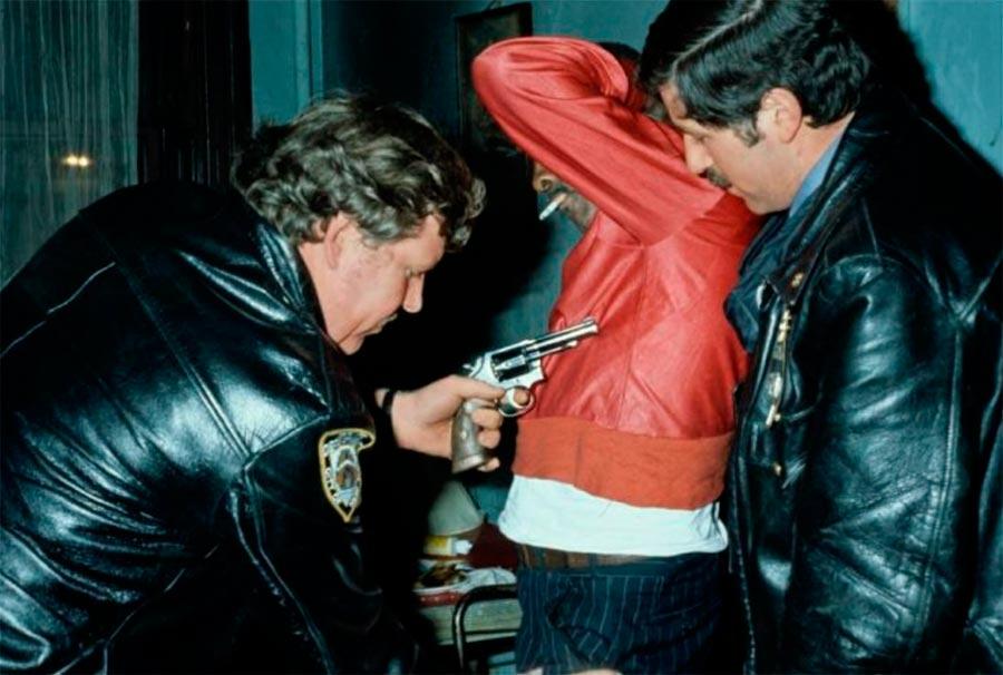 Криминальный Нью-Йорк criminal New York