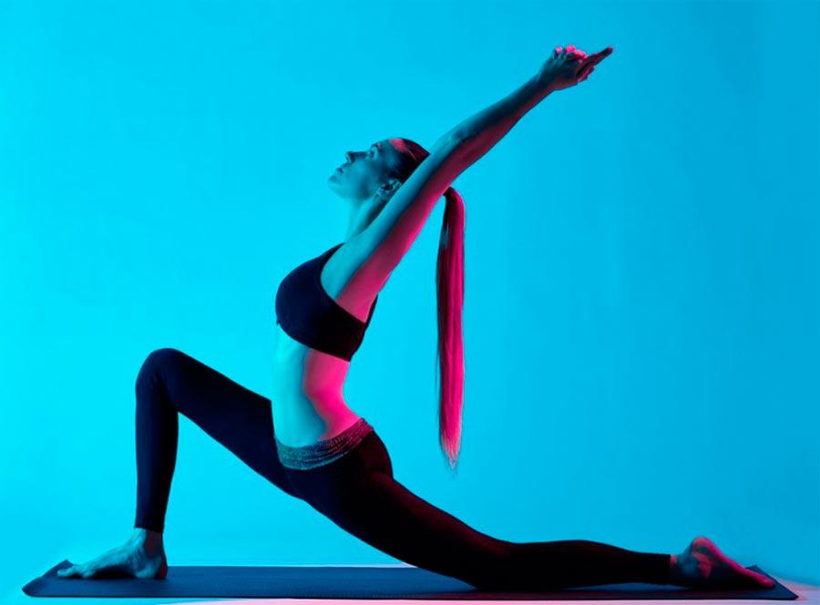 exercises pain back упражнения при болях в спине Выпады