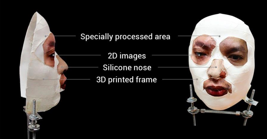 iphone X Face ID обманули с помощью 3D-маски