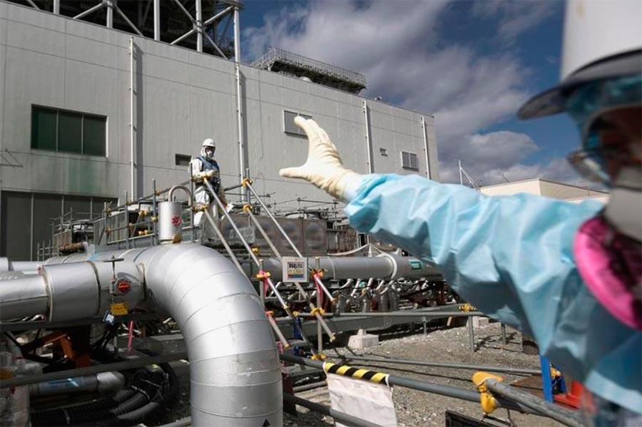 Фукусима спустя 6 лет Fukushima later 6 years
