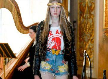 Весна-лето 2018: Gucci