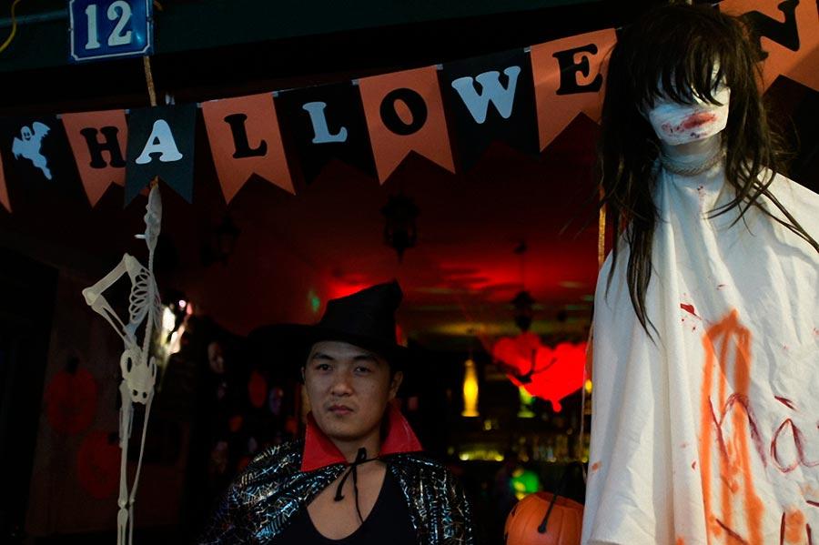 Хэллоуин во Вьетнаме Vietnam Halloween