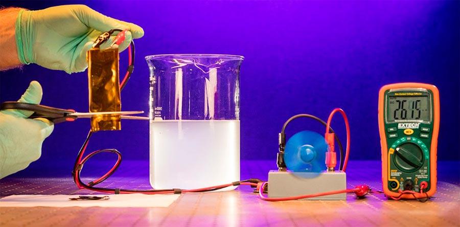 бессмертная литий-ионная батарея immortal lithium-ion battery