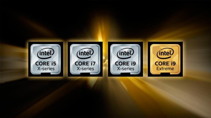 Intel процессоры i9