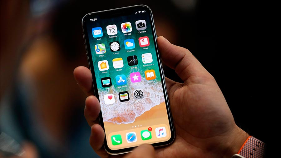 iPhone X с увеличенным экраном lager display