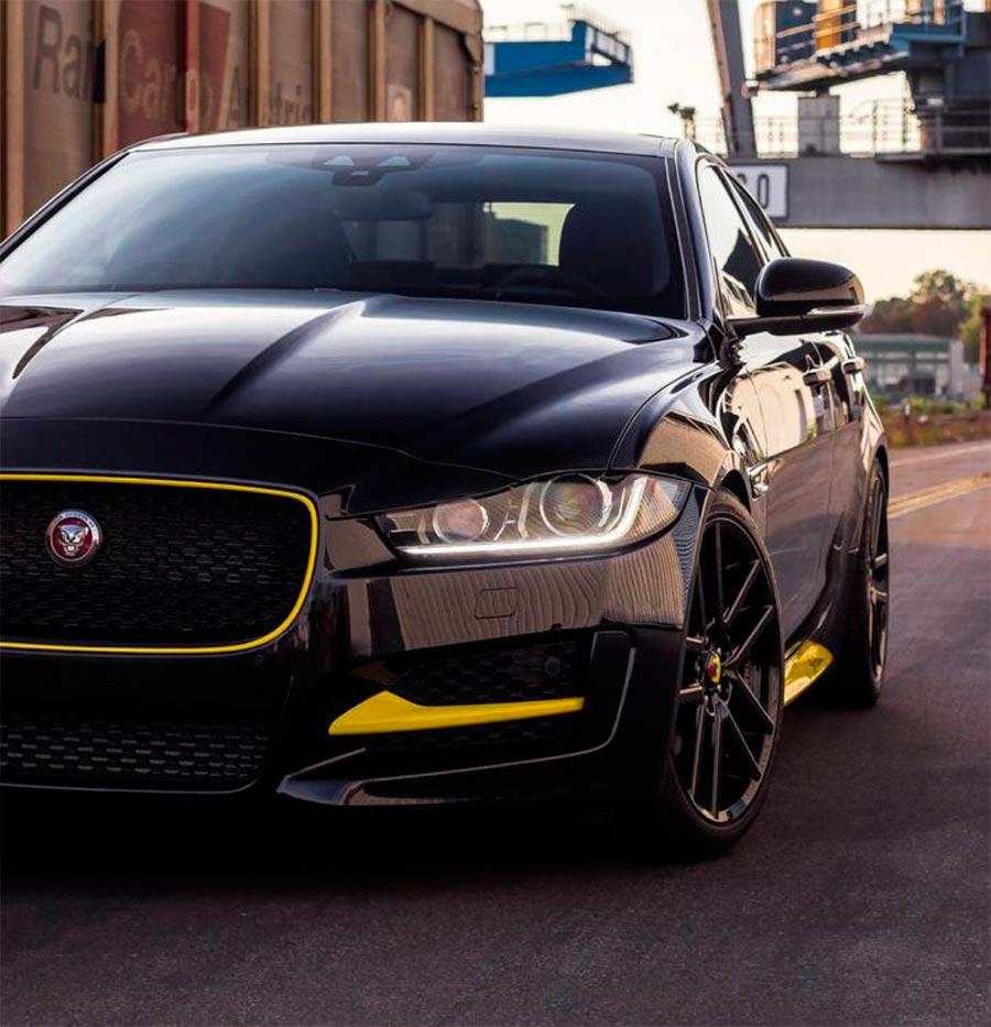 Jaguar XE тюнинг Arden