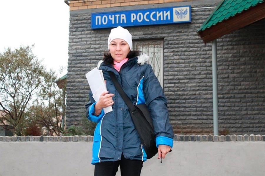профессии profession Почтальоны postmen
