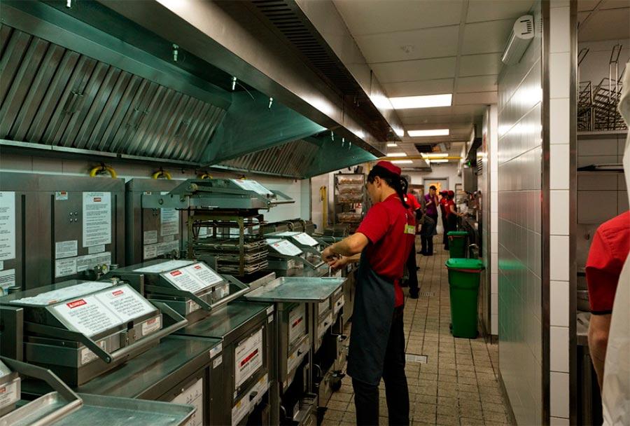 профессии profession Повара фастфудов cooks fast food