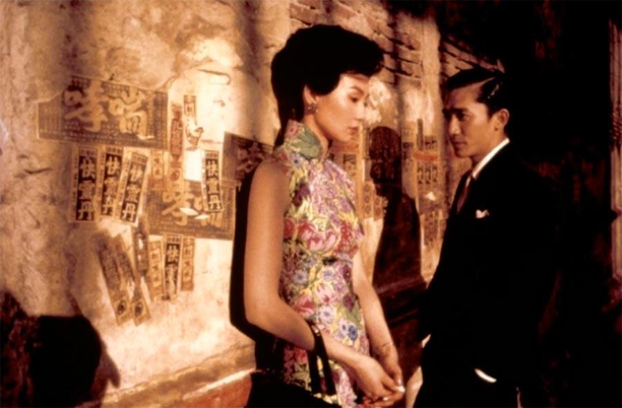шедевры восточного кино masterpieces of asian cinema Любовное настроение In the Mood for Love