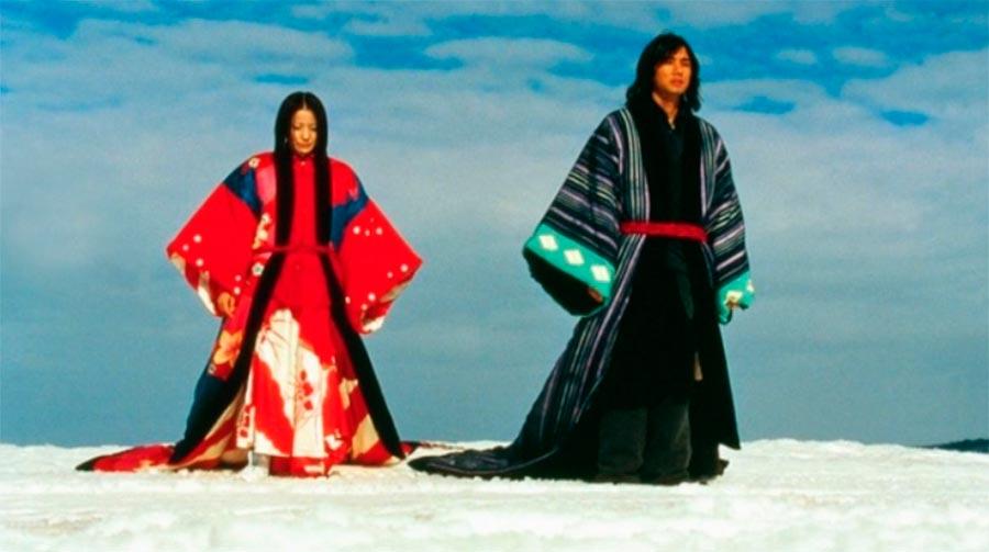 шедевры восточного кино masterpieces of asian cinema Куклы The Dolls