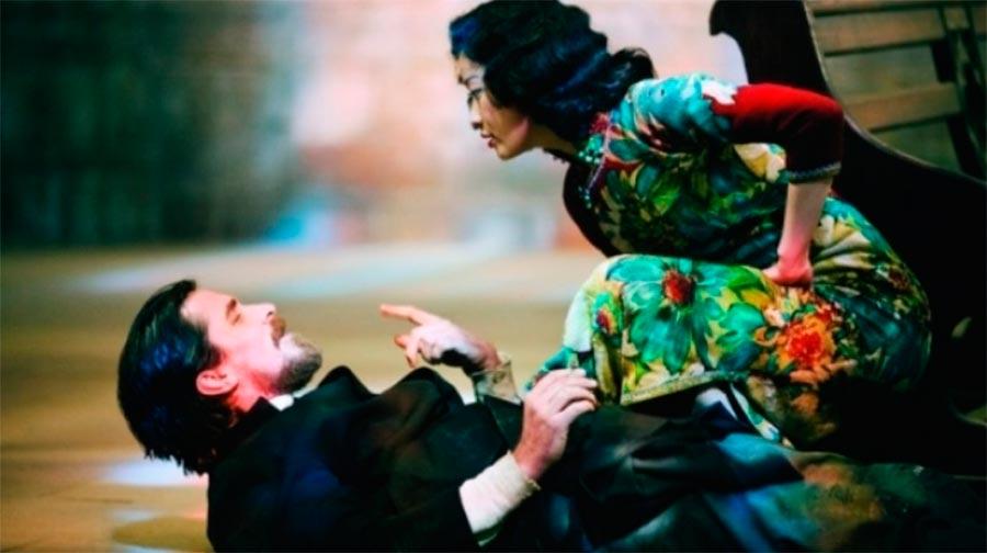 шедевры восточного кино masterpieces of asian cinema Цветы войны The Flowers of War